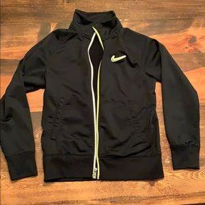 Youth full zip Nike jacket